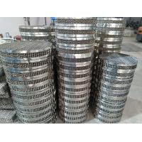China Distillation Column And Stainless Steel Material Structured Packing on sale