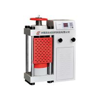 Buy cheap YES-2000 LCD  Digital Display Hydraulic Power Concrete Testing Machine With Manual Control From Chinese Factory from wholesalers