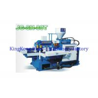 Buy cheap Shoe Injection Molding Machine For T Strap , Shoe Making Machine For Flip Flop T Upper from wholesalers