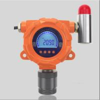 Buy cheap OC-F08 Fixed Phosphine PH3 gas detector used for fumigation product