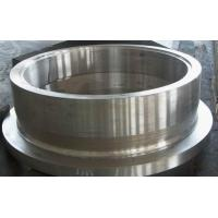 Buy cheap ASTM A388 EN10228 Tower Drum Flange Forged Steel Roller For Metallurgical from wholesalers