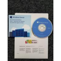 Buy cheap Microsoft Windows Server 2016 Standard 64 Bit DVD Oem Pack 16 Core For Computer from wholesalers