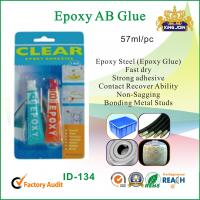 Buy cheap Metal Bonding Adhesive Super Strong Glue For Plastic Pottery And Glass from wholesalers