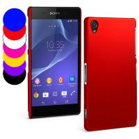Buy cheap Ultra Thin PC Hybrid Hard Phone Case For Sony Xperia L With Free Screen Protector from wholesalers
