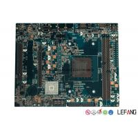 Buy cheap High TG170 Impedance Control Pcb , Plain Pcb Board 4 Layers Anticorrosive product