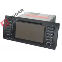 Buy cheap Android 7.1.1 BMW E39 Android Head Unit , BMW Car Dvd Player Support DTV from wholesalers