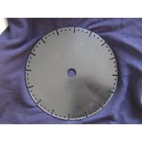 Buy cheap Vacuum Brazed diamond blades from wholesalers