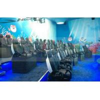 Buy cheap 3d / 4d / 5d / 6d Cinema Motion Theater Chair Pneumatic / Hydraulic / Electronic product