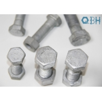 Buy cheap ISO4014 AS1110 Half Coarse Thread CL12.9 Carbon Steel Bolt from wholesalers