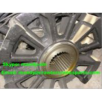 Buy cheap NIPPON SHARYO (NISSHA) DH608 Sprocket / Drive Tumbler for Crawler crane undercarriage parts product