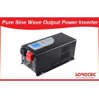 Buy cheap Pure Sine Wave Output Inverter  1 - 6KW Inverter with Charger from wholesalers