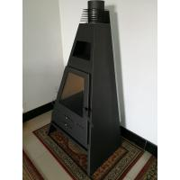 Buy cheap Automatic Feeding Non Electric Wood Pellet Stove Remote Control Smokeless from wholesalers