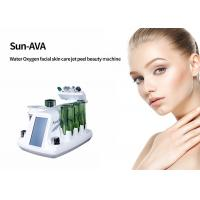 Buy cheap Skin Care Oxygen Therapy Facial Machine Pigmentation Removal Multi Polar Radio Frequency from wholesalers