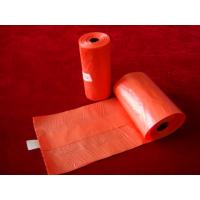 Buy cheap Single Color Disposable Dog Waste Bags In Roll from wholesalers