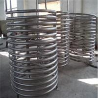 Buy cheap ASTM B338 titanium coil heat exchanger from wholesalers