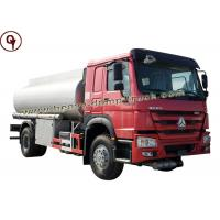 Buy cheap 4x2 5000 Liters 5m3 Fuel Oil Delivery Truck , Diesel Oil Tanker Transport from wholesalers