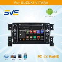 Buy cheap Android car dvd player for Suzuki Grand Vitara Gps navigation system 7 HD touch screen from wholesalers