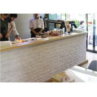 Buy cheap White Faux Antique Stone For Coffee Top from wholesalers