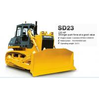 Buy cheap SHAN TUI Power 230HP Heavy Machine Bulldozer Straight - Tilt Blade With Angle Blade With Semi - U Blade from wholesalers