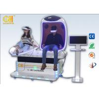 Buy cheap Thrilling VR Experience Virtual Reality Slide Simulation For Scared Feeling product