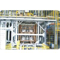 Buy cheap Club - type carburization / annealing / normalizing model heat treatment production line from wholesalers
