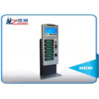 Buy cheap Digital signage free standing kiosk for lobby , 42 inch LED multi touch screen from wholesalers