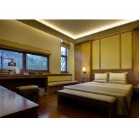 Buy cheap Contemporary Luxury Hotel Furniture , Queen Size Bedroom Furniture Sets from wholesalers