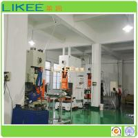 Buy cheap Supply Automatic Aluminum Foil Container Production Line LK-T63 from wholesalers