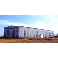Buy cheap Light FRP 1.5mm Steel Frame Warehouse With Single Steel Sheet from wholesalers