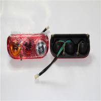 Buy cheap Three Color Square Led Tail Lights , Small Car Led Tail Lights Energy Saving from wholesalers