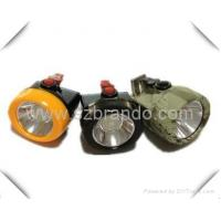 Buy cheap KL2.5LM A Cordless Safety Caplamp with 2.5Ah Li-ion battery from wholesalers