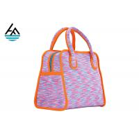 Buy cheap Fashion Large Durable Built Neoprene Tote Bag With Handle Easy Carry from wholesalers