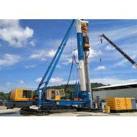 Buy cheap 1200mm Max Stroke Hammer Piling Machine , Drop Hammer Piling Rig from wholesalers