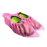 Buy cheap Non Woven Disposable Foot Covers Non Slip Printing Customized Color from wholesalers