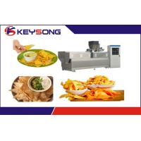 Buy cheap Stainless Steel Food Extruder Machine Double Screw Extruder For  Puffed Snacks from wholesalers