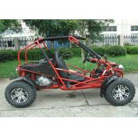 Buy cheap 400cc Go Kart Buggy High Power Engine two Seats With Five Gears from wholesalers