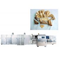 Buy cheap Fully Automatic Rolled Sugar Production Line With Stainless Steel Texture , High Speed from wholesalers