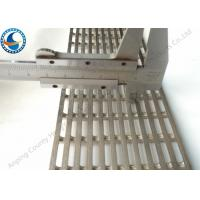 Buy cheap 304 Flat Stainless Steel Wedge Wire Screen Panels Anti Corrosion 0.2mm Slot from wholesalers