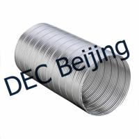 Buy cheap HVAC system Semi Rigid Flexible Duct 8 inch semi-rigid aluminum duct from wholesalers