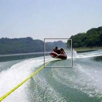 Buy cheap 3 Riders Water Towable Tube Inflatable For Outdoor Sports Game from wholesalers