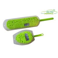 Buy cheap Custom Changeable Head Chenille Car Washing Brush with PP handle from wholesalers