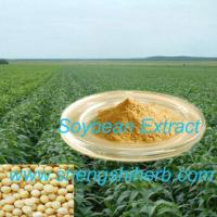 Buy cheap Soybean Extract (Isoflavones 10%-90%) product
