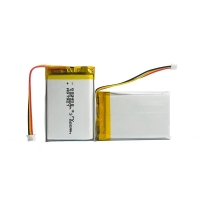 Buy cheap Discharge Protection Small Lipo Battery 3.7 V 1050mAh KPL603450 product