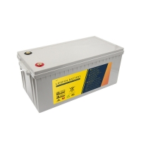 Buy cheap 12.8V 200Ah LiFePO4 Battery Pack With Lithium Ion Phosphate product