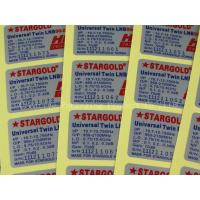 Buy cheap Electronic self-adhesive label  from wholesalers