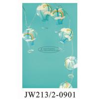 Buy cheap Blue Sky Printed Tissue Paper Balloon Lanterns 13 X 22 Cm For For Baby Showers from wholesalers