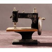 Buy cheap Old Fahion sewing machines craftwork Decoration from wholesalers