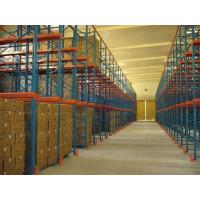 Buy cheap Heavy Duty Drive in Pallet Racking Beam Type Suits for Cold Warehouse Storage from wholesalers