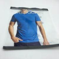 Buy cheap Colored Reclosable Plastic Zip Bags , Clear Plastic Packaging Bags For Shirt from wholesalers