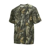 Buy cheap Short Sleeve Camouflage Hunting Suit Men's Medium Hunting Fishing Walking product